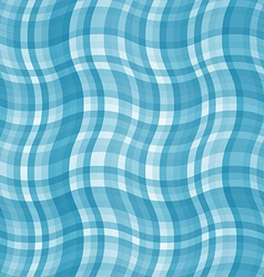 Blue waves background tablecloth vector
