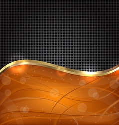 Abstract background design template vector image vector image