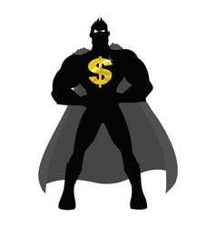 strong currency vector image vector image