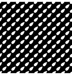 Drops geometric seamless pattern 4008 vector