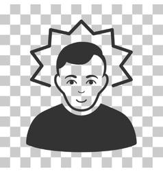 Inventor icon vector