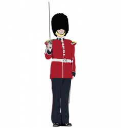 London guard vector