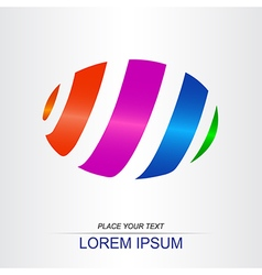 Logo sphera 014 vector image