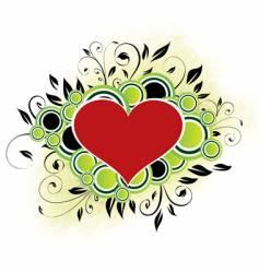 Valentine's design vector