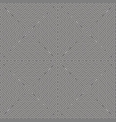 Abstract metallic background seamless pattern vector
