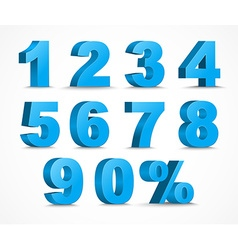 Numbers d vector