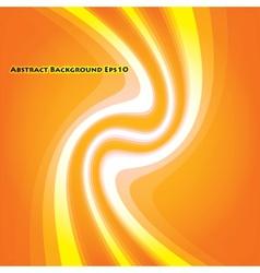 orange mix vector image