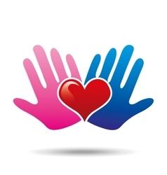 Health heart conecpt icon design vector