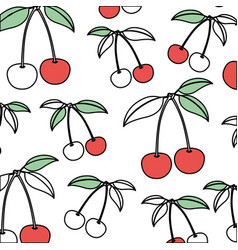 White background with pattern color sections of vector