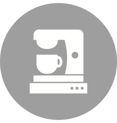 Coffee machine ii vector