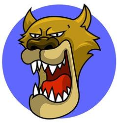 Puma Head vector image