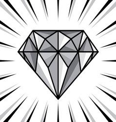 Diamant vector