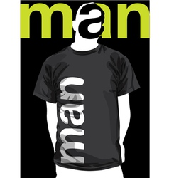 Fashion man vector image vector image