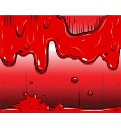 ketchup vector image