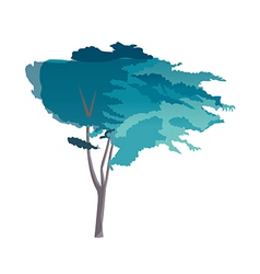 A view of a tree vector