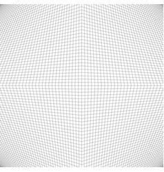 Abstract line grid pattern background design - vector