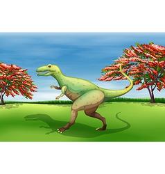 Giganotosaurus vector