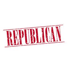 Republican vector