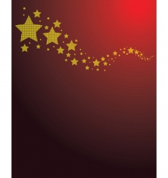 star backgrounds vector image