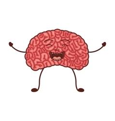 Human brain organ vector