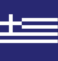 greece flag for independence day and infographic vector image