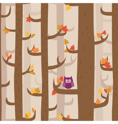 Pattern forest vector