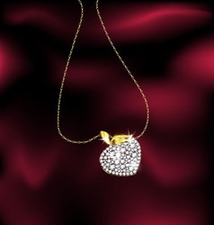 Jewelry berry vector