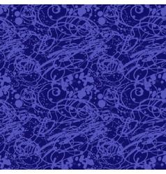 Splatter Dot Seamless Wallpaper Pattern vector image