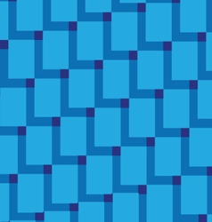 The 3d geometric pattern abstract background vector