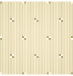 Abstract beige geometrical seamless pattern vector