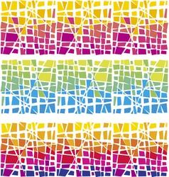 Color mosaic vector