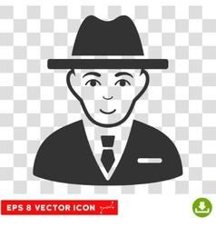 Agent eps icon vector