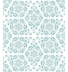 Ornate geometric wallpaper vector