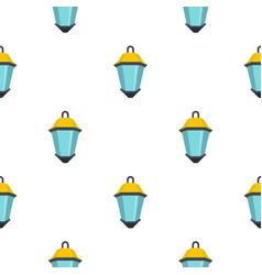 Street light pattern seamless vector