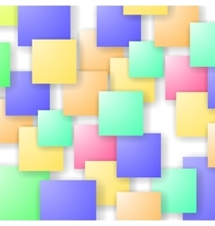 Square Blank Background vector image