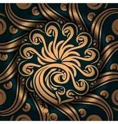Eastern Abstract Background vector image vector image