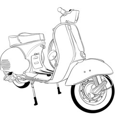 Scooter13-1 vector