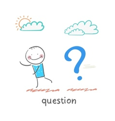 question vector image