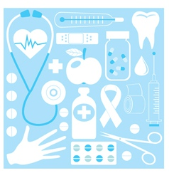Medical pattern vector
