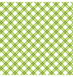 Seamless pattern check fabric background vector