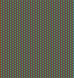 Analog tv screen close up texture vector