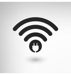 Creative wifi vector