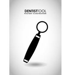 Dental care service vector