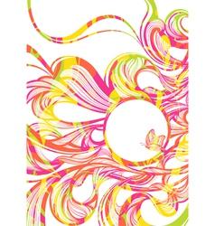Summer fluids vector image
