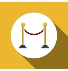 film awards entrance design vector image