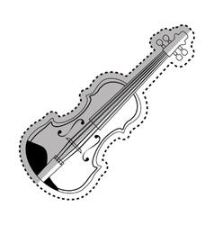 Violin music instrument vector