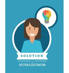 Solution design vector