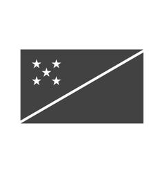 Soloman Islands vector image vector image
