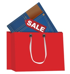 fashion - sale vector image