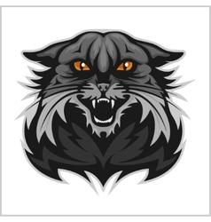 Wildcat mascot - sport team vector